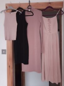 4 ITEMS SIZE XS ALL FOR ONLY £9