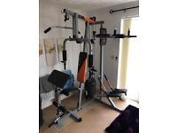 Full Home Gym £150