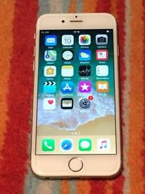 Apple iPhone 6s UNLOCKED MINT CONDITION SILVER 16GB