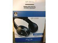 Wireless Digital Stereo Headset CP-RF01