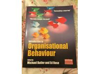 Introduction to Organisational Behaviour - Edited by Michael Butler & Ed Rose