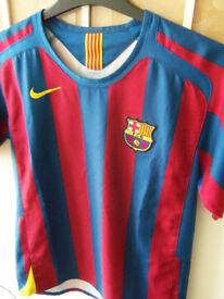 Barcelona football club BARCA t-shirt by Nike