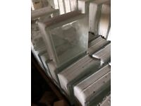 Glass Bricks (used) - approx 20