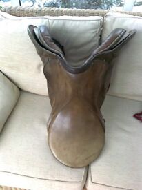 """STUBBEN 18"""" JUMPING SADDLE FOR SALE"""