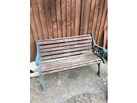 Great quality garden bench