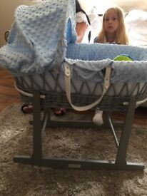 Moses basket great con 30 ono