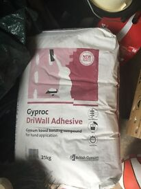 3 x packs board adhesive