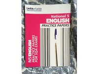 National 5 English Practice Papers Leckie Leckie