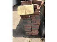 Free pavers, 100+ need to be collected, very good condition