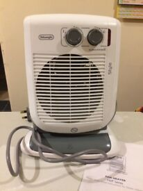 De'Longhi Fan Heater