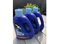 Elsan Blue 2 litres toilet fluid x 3