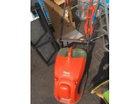 Flymo lawnmover glider 350