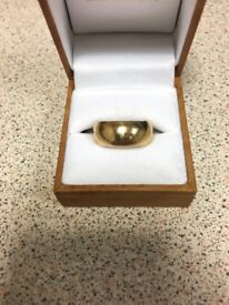 22ct Yellow Gold Ring