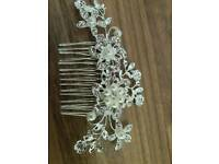 Beautiful hair comb