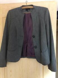 Women's grey Next suit NEED GONE ASAP