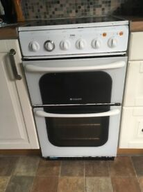 55cm cooker for parts/repair - collection only