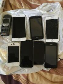 Untested phones for sale