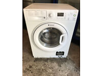 7KG A+ Hotpoint Future WMFG741 Digital Washing Maching with 4 Month Warranty