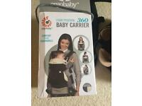 Ergo 360 baby carrier
