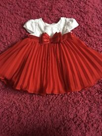 New and nearly new baby girl clothes