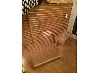 Wooden blind excellent condition