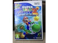 Mario Galaxy 2 wii u games