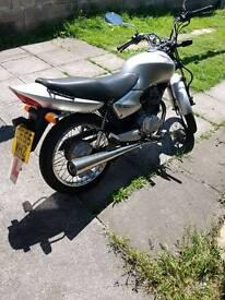 Honda c.g 125 2005