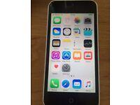 White iPhone 5 C 16 GB