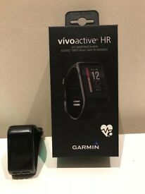 Garmin vivoactive HR boxed