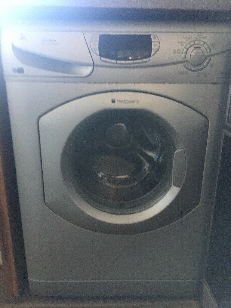 Hotpoint Ultima 7k washer - faulty
