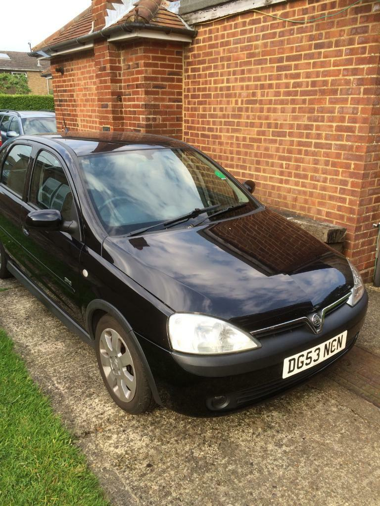 vauxhall corsa sxi diesel in high wycombe. Black Bedroom Furniture Sets. Home Design Ideas