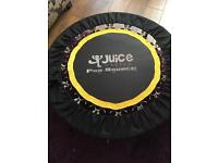 Exercise trampoline by Juice Master