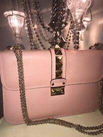 Blush pink Valentino bag