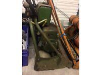 Atco roller lawnmower