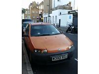 Fiat punto...still available any interest please check spam email as mine have gone in that folder