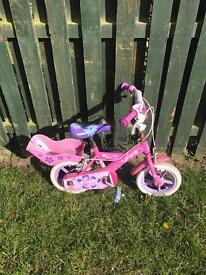 "Girls 12"" wee bike (Suzy)"