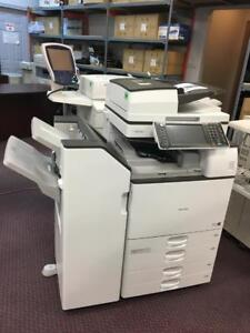 Ricoh MP 5054 Monochrome Photocopier Copier Printer Copy Machine BUY LEASE Monochrome B&W Copiers Printers