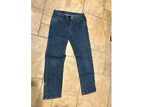 Wranger Stretch Jeans blue 31W X 30R