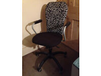 IKEA SWIVEL CHAIR NOMINELL Hardly Used
