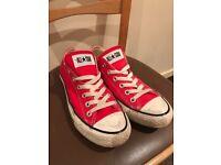 Ladies genuine Converse shoes