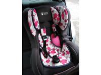 beautiful car seat