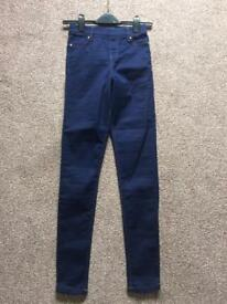 F&F Jeggins size 8 as new
