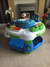 Leap frog Baby learn & groove activity station