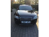 Audi a6 all road great condition