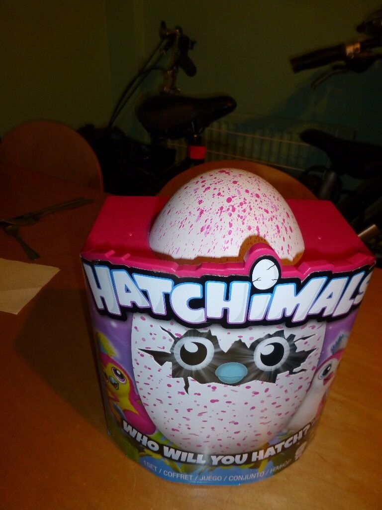 Hatchimals -Brand New- UnOpened-Unwanted Gift-£90.Pink-ovno