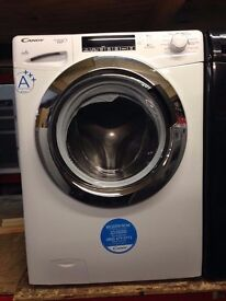CANDY 9KG 1600 SPIN A+++ WHITE WASHING MACHINE RECONDITIONED