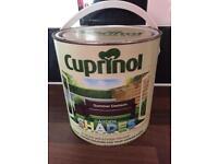 New Cuprinol