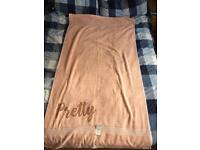 Dunelm towels new with tags