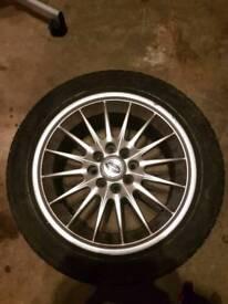"""15""""alloy wheels multifit"""