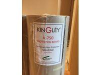 Kingley Temporary floor protection ( Protection board )